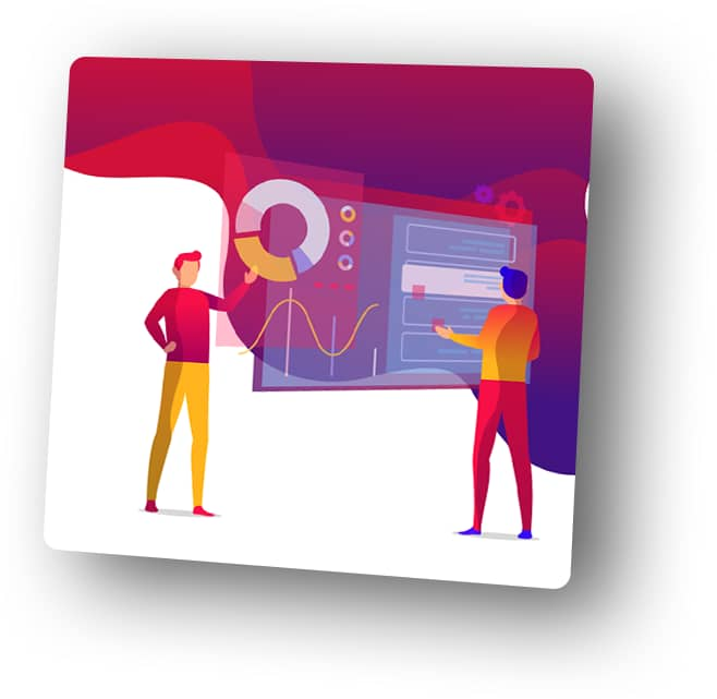 Vous avez accès à un tableau de bord en temps réel avec Weecop